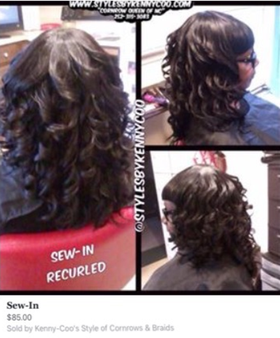 PAY FOR SEW-IN